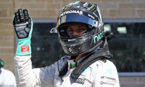 Rosberg unworried by P2 quali result