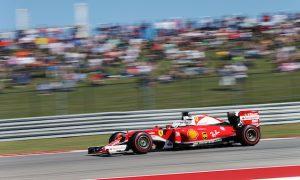 Vettel describes 'violent' handling issue