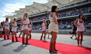 Scene at the 2016 United States Grand Prix