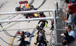 Horner explains 'totally unusual' Verstappen pit stop