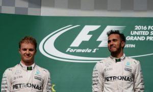 I can't focus on Nico's reliability - Hamilton