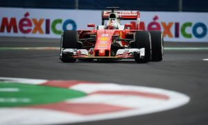 Vettel edges Hamilton by 0.004s in FP2 in Mexico