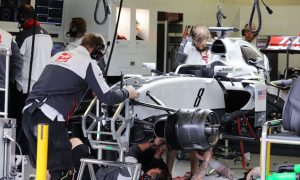 Grosjean to start Mexican GP from pit lane after floor change