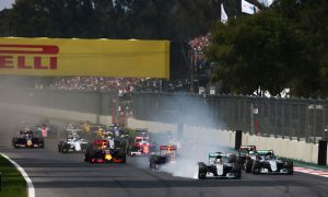 Hamilton feared he would have to stop after lock-up