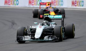 Hamilton cutting corner did not deserve a penalty - Rosberg