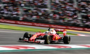 Vettel loses podium for moving under braking