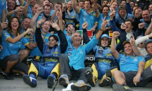 Renault wins first Constructors' title
