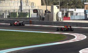 GALLERY: Abu Dhabi 2017 tyre test