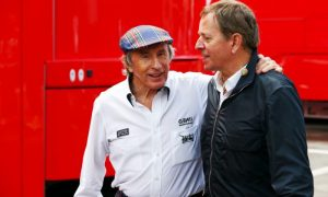 Stewart hands over Grand Prix Trust role to Brundle
