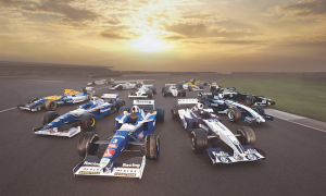Williams to name 2017 car FW40 as part of anniversary