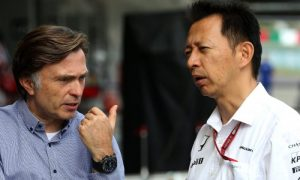 McLaren's Capito banking on big improvements by Honda for 2017