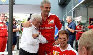 Arrivabene downplays Bernie's Ferrari comments