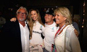 Keke Rosberg admires Nico's 'mental strength'