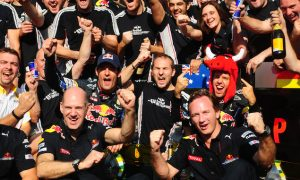 Red Bull secures maiden Constructors' title
