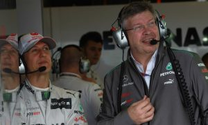 Brawn on Schumacher: 'There are encouraging signs'