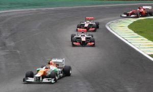 Hulkenberg recalls 'good memories' from Brazil