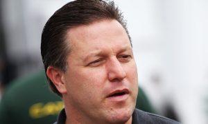McLaren's Zak Brown urges more races in the US