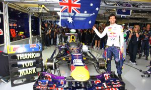 Webber bows out of F1