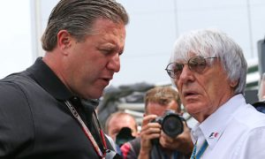 Brown set to choose between McLaren and F1 roles