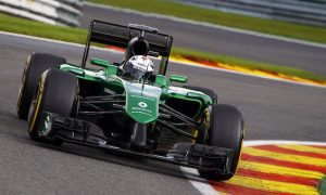 Lotterer's cracking one-off F1 appearance