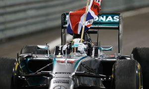 Hamilton seals second F1 title