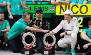 'Team spirit the best we've ever had', says Paddy Lowe