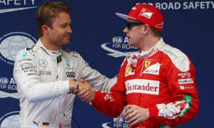 Rosberg was better this year - Raikkonen