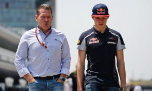 'We are here for ourselves and for Red Bull,' reminds Jos Verstappen
