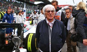 Ecclestone wants two 40-minute F1 races with break