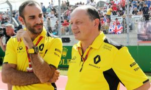 Renault's Vasseur happy to close the curtain on 2016