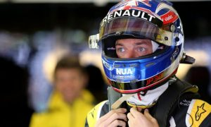 Palmer looking to keep up momentum in Brazil
