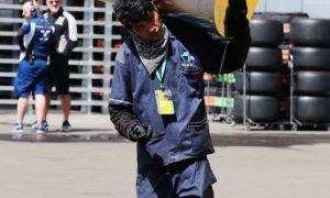 Scene at the 2016 Mexican Grand Prix