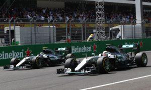 Hamilton v Rosberg: 2016 F1 drivers' title permutations