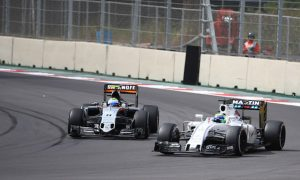 Fernley understands Perez frustration in Mexico
