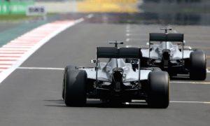 Hamilton, Rosberg pick same tyres for Brazilian GP