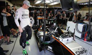 Hulkenberg keen to turn 'emotional' race into 'celebration'