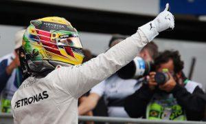 Hamilton: I've had Nico covered so far