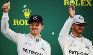 Rosberg not planning to hold back in F1 title decider