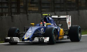 I was scared until the end, says Sauber's Pujolar