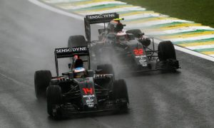 Button: I don't think wet-weather skills just vanished