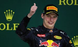 Verstappen not getting carried away with Senna comparisons