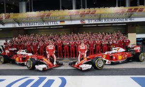 Vettel: Ferrari can't be proud of 2016