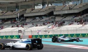 LIVE: 2016 Abu Dhabi Grand Prix - FP3