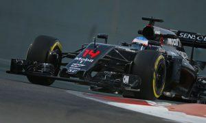 McLaren more focussed on 2017 homework - Alonso