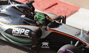 Force India's new VJM10 flies through crash tests
