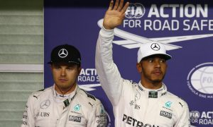 Rosberg 'had to overcome anger toward Lewis' to win title
