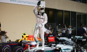 'In control' Hamilton feels in 'perfect position' for title decider