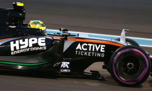 Perez angry with himself over engine map error