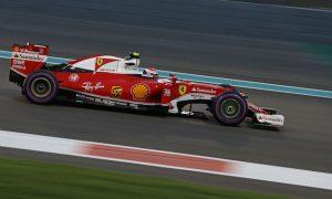 Raikkonen encouraged despite losing out to Ricciardo