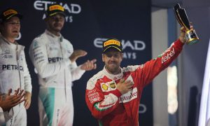 Vettel : I didn't want to cause trouble in title fight